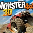 Monster Truck 4x4 - Reissue