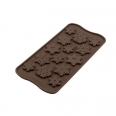 Moule chocolat silicone - Flocon