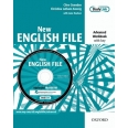 New English File - Advanced Workbook with key