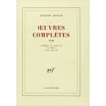 OEUVRES COMPLETES. Tome 22