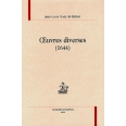 Oeuvres diverses (1644)