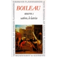 OEUVRES TOME 1 : SATIRES. LE LUTRIN