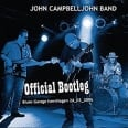 OFFICIAL BOOTLEG - LIVRE FROM BLUES GARAGE HANNOVER