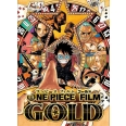 ONE PIECE GOLD MOVIE 12 EDITION LIMITEE