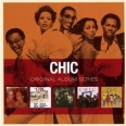 Coffret 5 CD - Chic