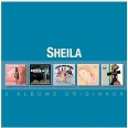 Sheila : Original Album Series