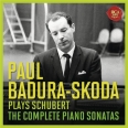 PAUL BADURA-SKODA PLAYS FRANZ SCHUBERT THE COMPLETE PIANO SONATAS