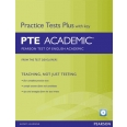 Pearson Test of English Academic Practice Tests Plus (with  Key) and CD-ROM