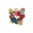 Perles rondes 12mm «Disque»