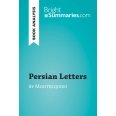 Persian Letters by Montesquieu (Book Analysis)