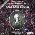 PIECES D'ORGUE DE WILLIAM HERSHEL