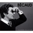 Coffret - Platinum Collection - Gilbert Bécaud