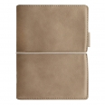 Agenda Domino Soft - Format Pocket - Coloris Fauve