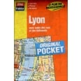 Pocket plan Lyon