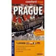 Prague - Pocket map, 1/20 000