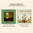 PRIVATE PARTS & PIECES VII&VIII - SLOW WAVES, SOFT STARS - NEW ENGLAND