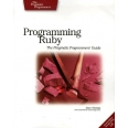 Programming Ruby - The Pragmatic Programmer's Guide