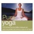 Coffret 4 CD - Pures Yoga
