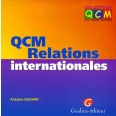 QCM relations internationales