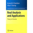 Real Analysis and Applications - Theory in Practice