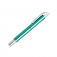 Stylo roller à cartouche - Campus - Metal green