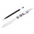 EDITION LIMITEE MIKA- Stylo-roller gel - G-2 - rétractable - pointe moyenne - rouge