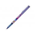 EDITION LIMITEE MIKA - Stylo-roller encre liquide - V5 - Pointe fine - violet