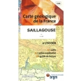 Saillagouse - 1/50 000