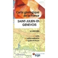 Saint-Julien-en-Genevois - 1/50 000