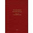 Scholary Knowledge - Textbooks in early modern Europe