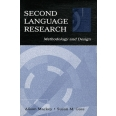 Second Language Research - Methodology and Design