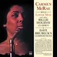 SINGS LOVER MAN AND OTHER BILLIE HOLIDAY CLASSICS & DAVE BRUBECK'S COMPOSITIONS