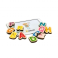 Marbotic Smart Letters - Lettres en bois interactives pour tablette
