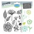 Stampo clear - Fleurs