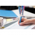 Stylo bille -  Bic  - 4 couleurs - Point moyenne