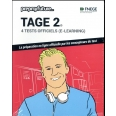 Tage 2® - 4 tests officiels (e-learning). Contient 1 clé d'activation