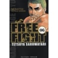 Free Fight Tome 6 - The Blind Warrior