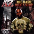 THE GAME DON'T STOP