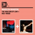 Coffret 2 CD - Marilyn Manson - The High End Of Low / Holy Wood