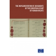 The implementation of judgments of the European Court of Human Rights