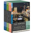 The Norton Anthology of American Literature - Package 2 : Volume C, D & E : 1865 to the Present