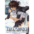 The testament of sister new devil Tome 2