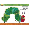 The Very Hungry Caterpillar - Picture Book and Audio CD