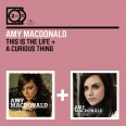 Coffret 2 CD - Amy Macdonald - This Is The Life / A Curious Thing