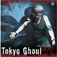 Tokyo Ghoul calendrier 2017