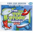 TOY STORY MOVIES 1,2,3