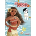 Mes coloriages colorés Vaiana
