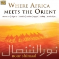 WHERE AFRICA MEETS THE ORIENT