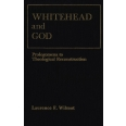 Whitehead and God