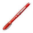 Stylo-roller Worker colorful - rouge